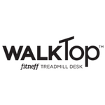Fitneff - WalkTop Treadmill Desk, Office Health and Movement, Sitting Disease