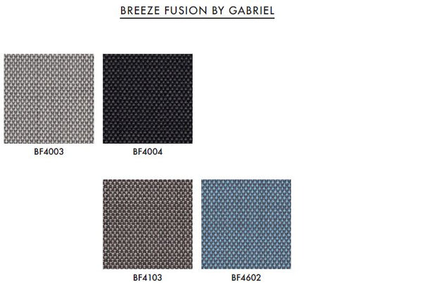Varier Custom Fabric - Breeze Fusion by Gabriel