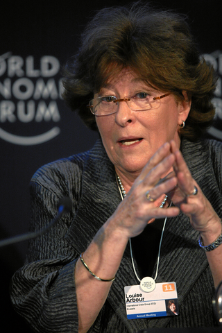 honourable Louise Arbour