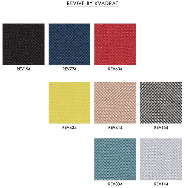Varier Custom Fabric - Revive by Kvadrat