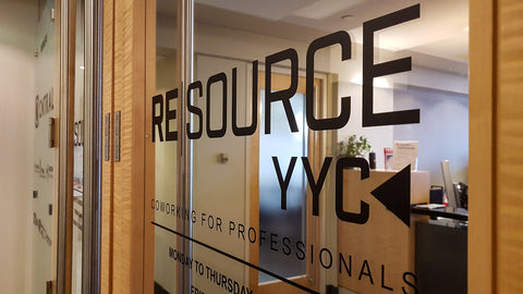 resourceyyc, coworking space calgary, calgary coworking space, single office rent