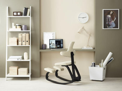 Varier Thatsit Balans Kneeling chair by Fitneff Canada
