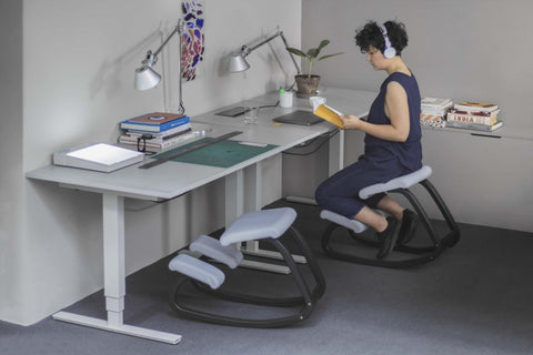 Varier Variable Balans Kneeling Chair by Fitneff Canada