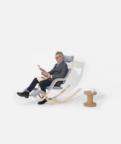 Varier Gravity balans, Kneeling chair by Fitneff Canada