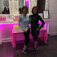 Fitneff Inc. Heather Lielmanis and Laurel Walzak