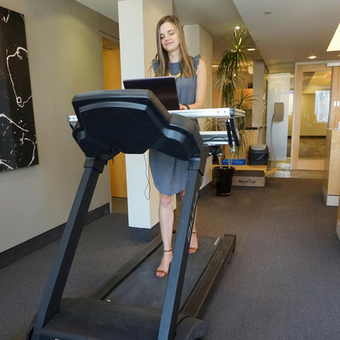 WalkTop Treadmill Desk Fitneff Canada