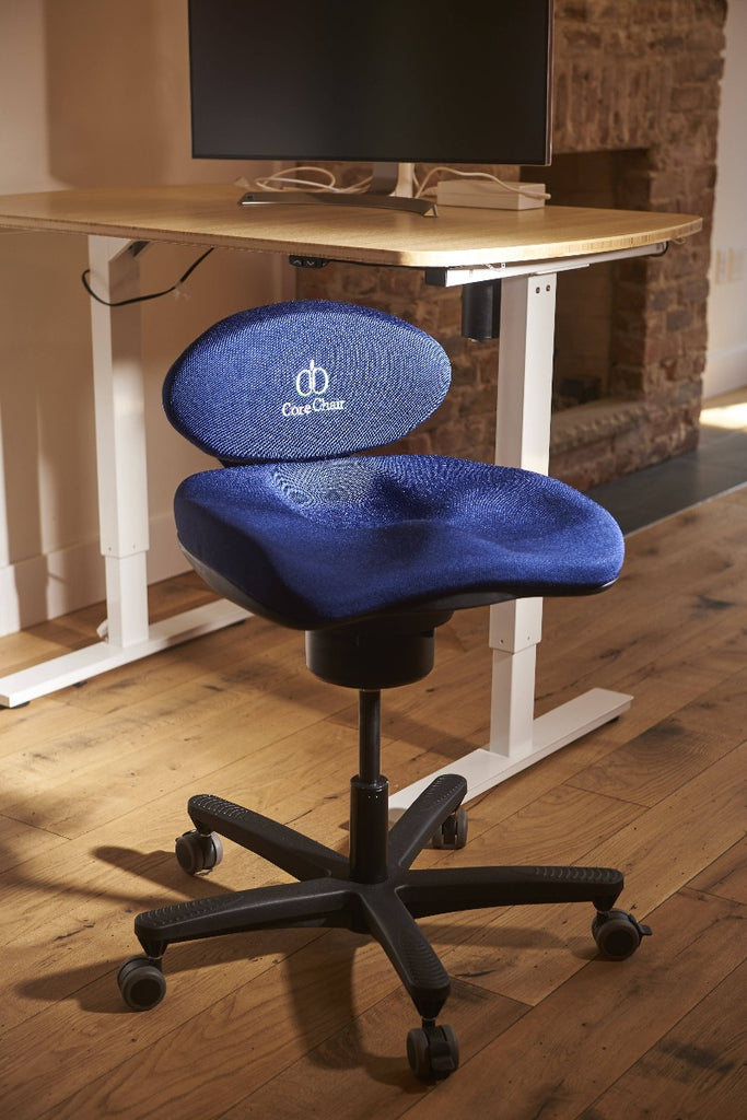 CoreChair Tango in Blue by Fitneff Canada