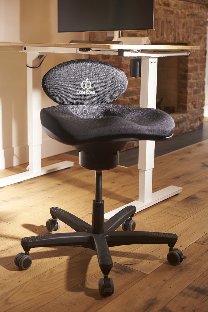 CoreChair Tango in Black by Fitneff Canada