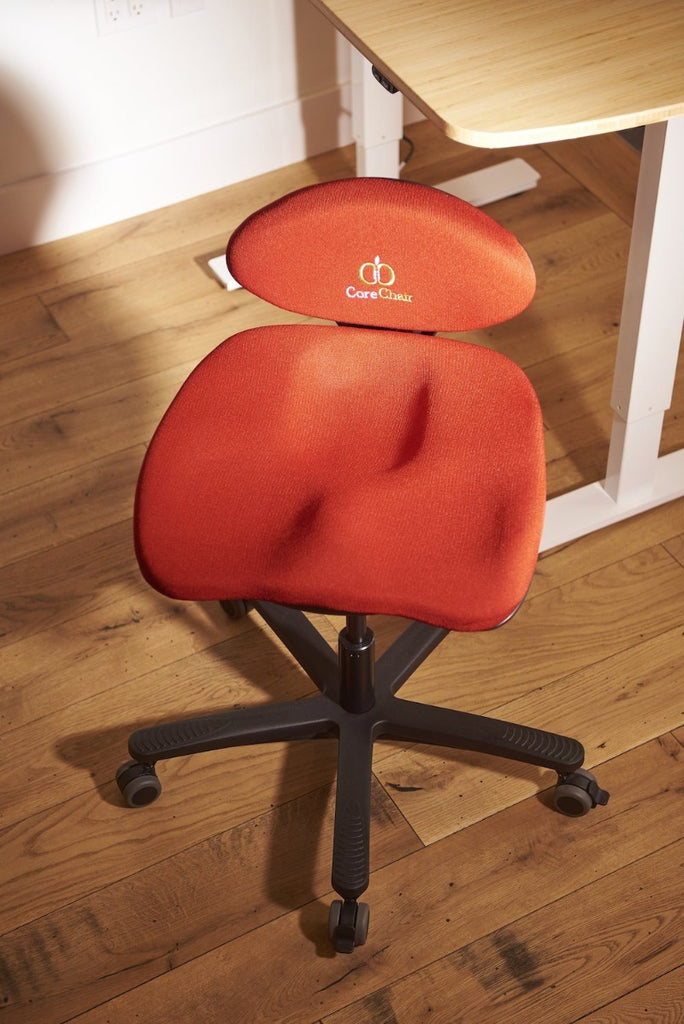CoreChair Tango in Red by Fitneff Canada