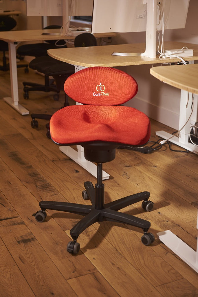 CoreChair Tango in Red by Active Goods Canada