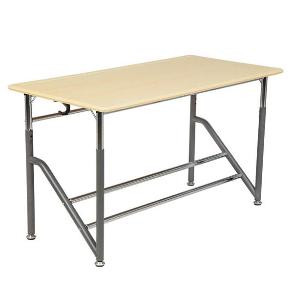 Stand2Learn Desk for Two K-5 VARIDESK Education Active Goods Canada