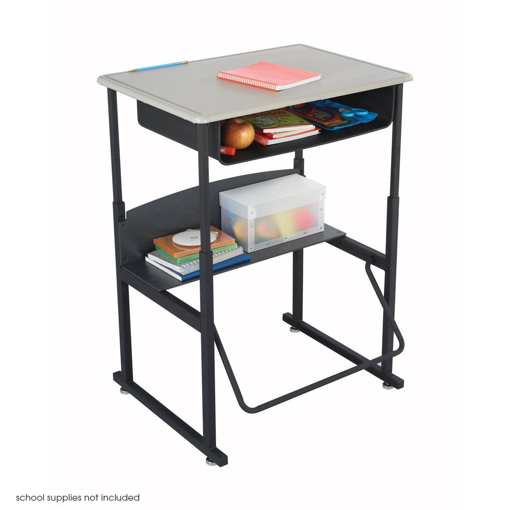 AlphaBetter® Adjustable-Height Student Stand-Up Desk  from Active Goods Canada