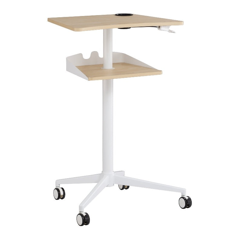 Safco Vum™ Mobile Workstation  by Fitneff Canada