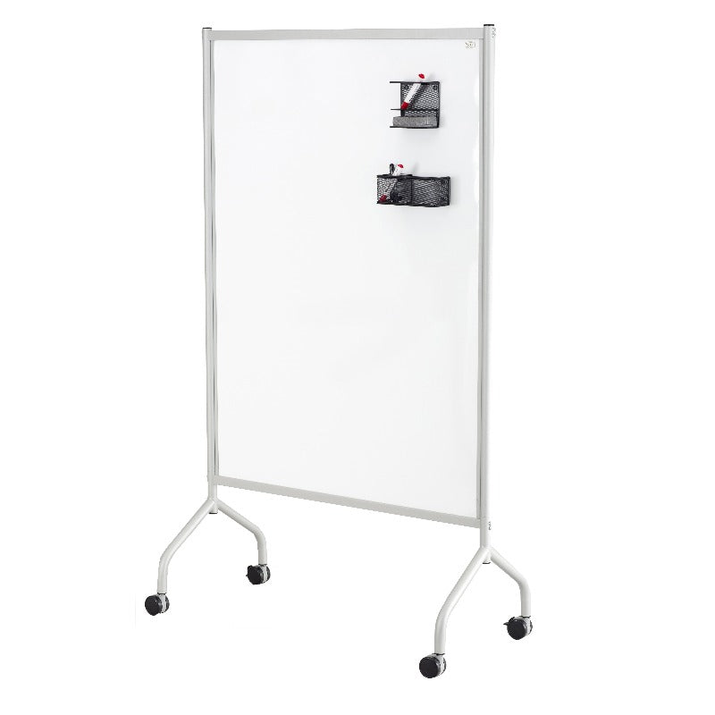 Classroom Whiteboard for students, space divider, Safco Fitneff Canada