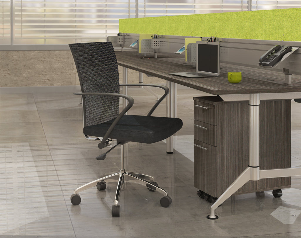 Safco Valoré Height Adjustable Task Chair from Fitneff Canada in Ergonomic Office
