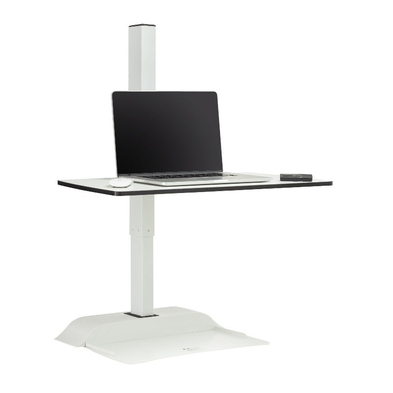 Safco Electric height-adjustable Desktop for laptop Fitneff Canada