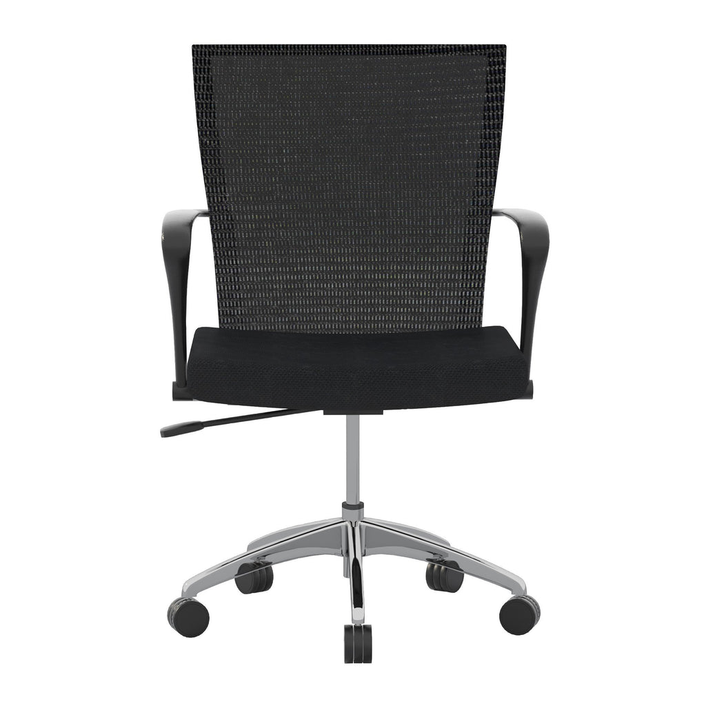 Safco Valoré Height Adjustable Task Chair  from Active Goods Canada . Front View