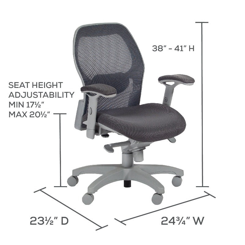 Safco Mercado™ 3200 Task Chair