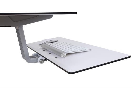 Ergotron WorkFit-S Sit-Stand Desk from Active Goods Canada