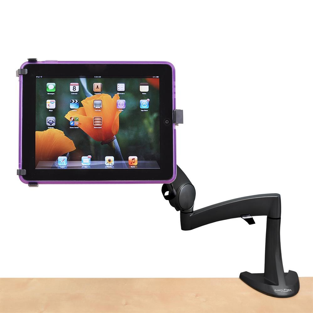 Ergotron Neo-Flex Desk Tablet Arm Fitneff Canada