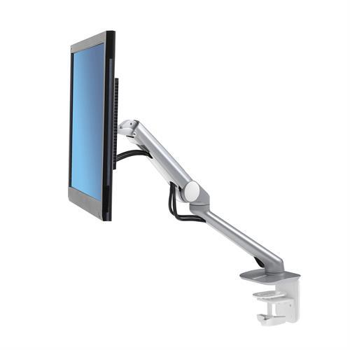Ergotron MX Mini Desk Arm (polished aluminum). Fitneff Canada