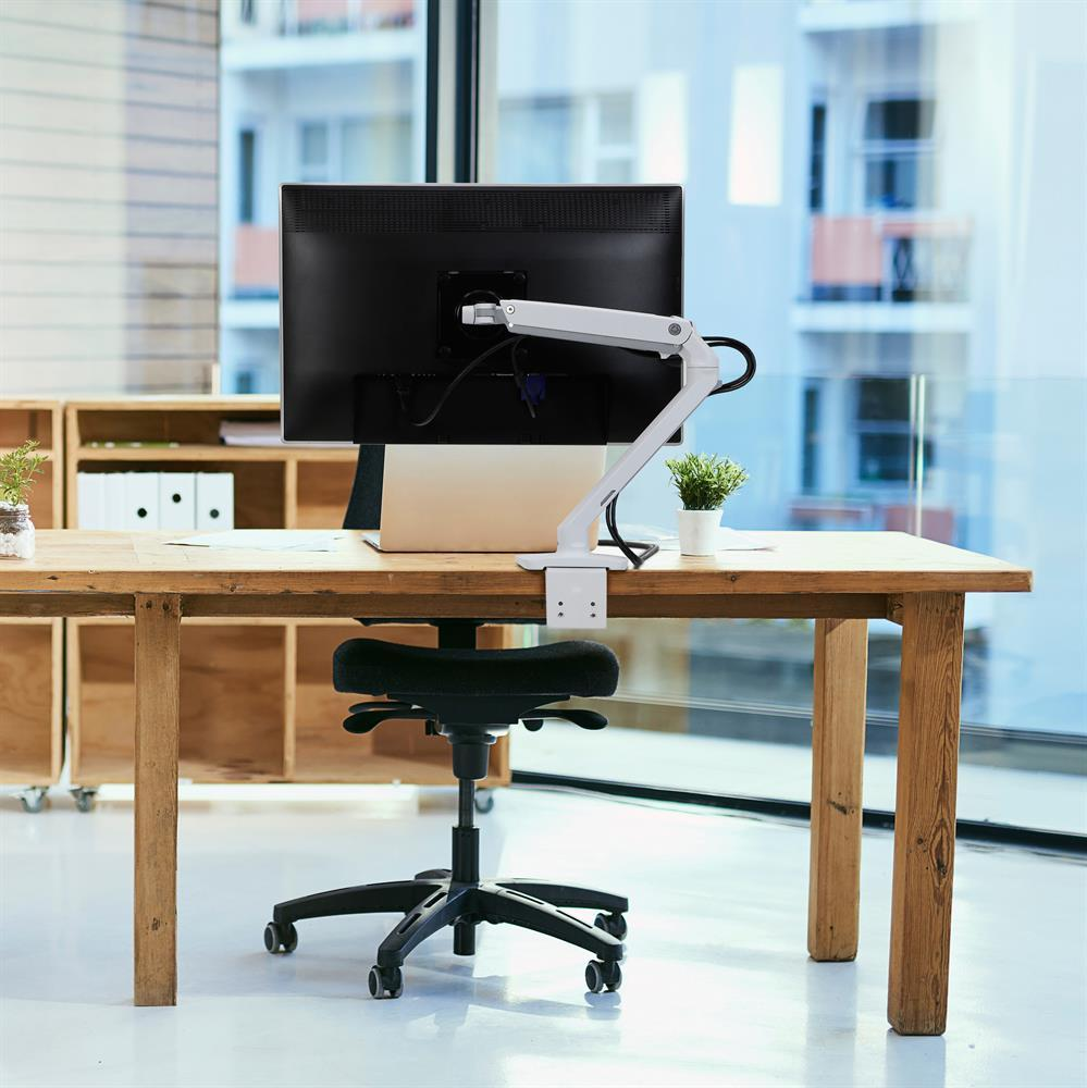 Ergotron MXV Desk Monitor Arm, Single from Active Goods Canada