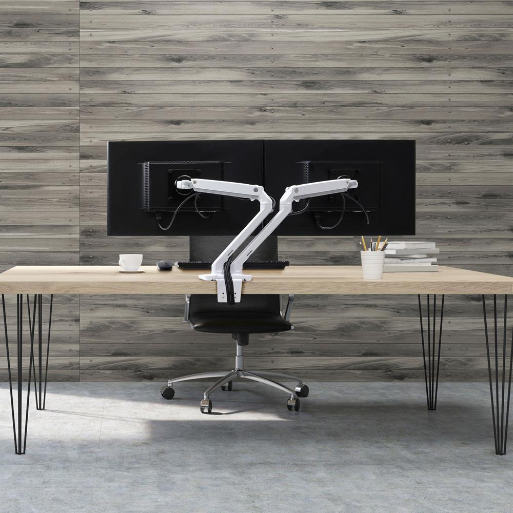Ergotron MXV Desk Monitor Arm, Dual from Active Goods Canada