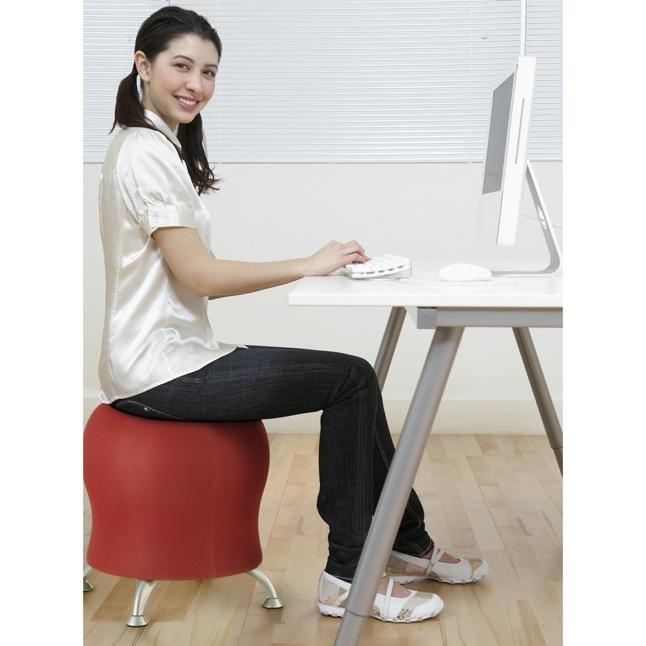 Focal Upright ergonomic Active ball chair from Fitneff Canada