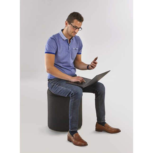 Swivel Keg Seat by Safco encourages movement and collaboration from Active Goods Canada