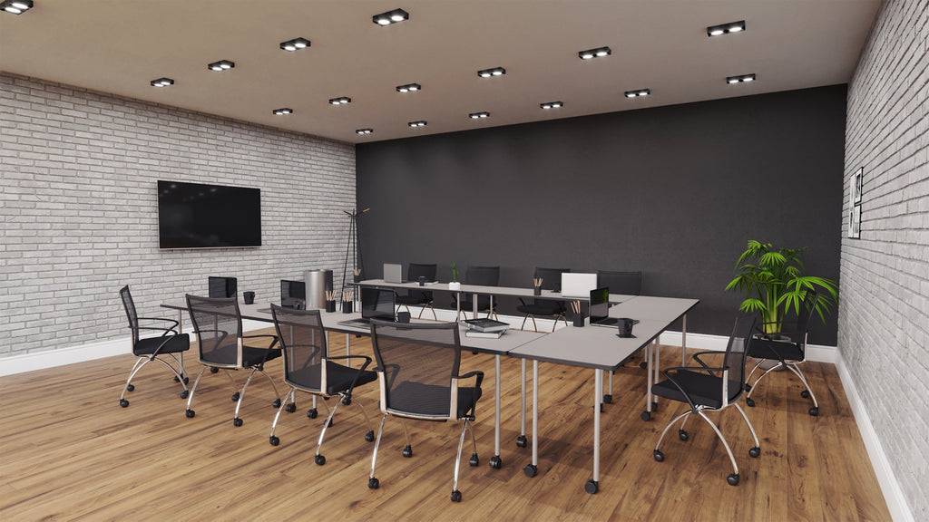 Safco Valoré Height Adjustable Task Chair from Fitneff Canada in Ergonomic Board Room