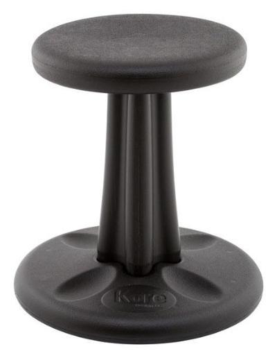 "Black Kore Kids Wobble Chair 14""  from Active Goods Canada"