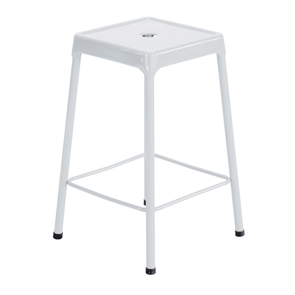 "Safco 25"" Steel Counter Stool"