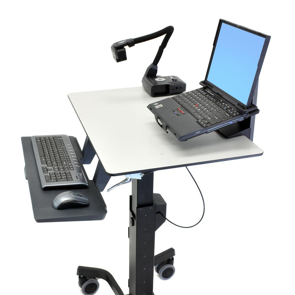 Ergotron 97-585 TeachWell MDW Laptop Kit from Active Goods Canada - laptop, ergonomic, worksurface, ergotron, laptop security