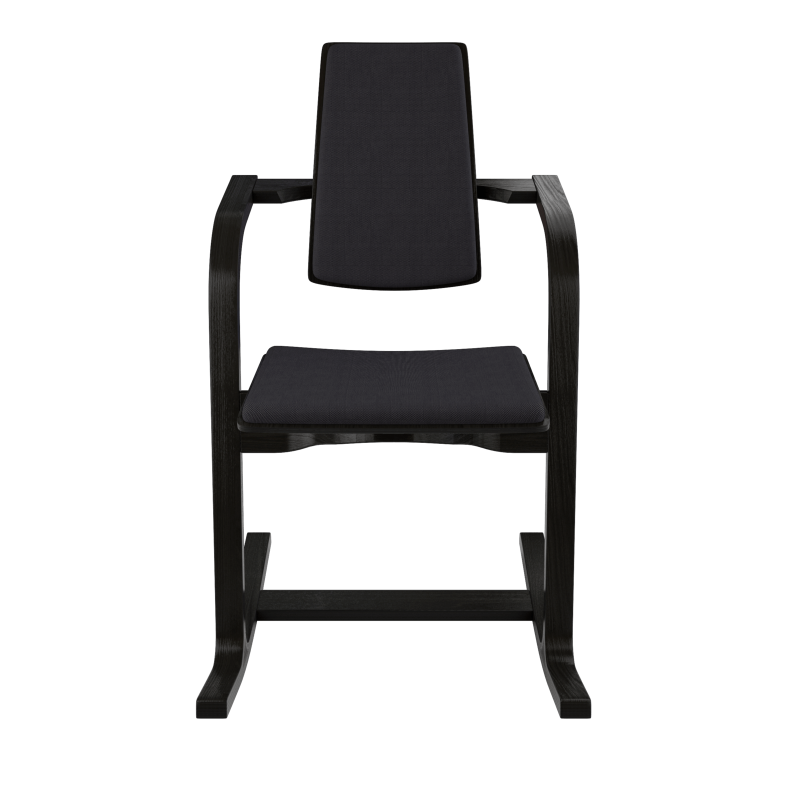 Varier Actulum 3150 Custom Order versatile chair from Active Goods Canada. This ergonomic chair integrates movement at a workstation, conference board room or at the dining room table