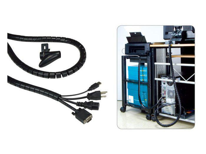 Aidata Cable Management System, Fitneff Canada