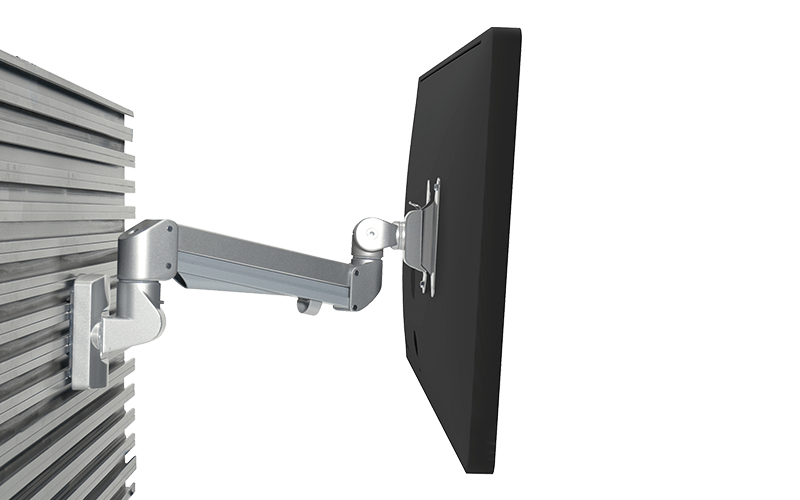 ESI Edge Slat Monitor Arm from Active Goods Canada