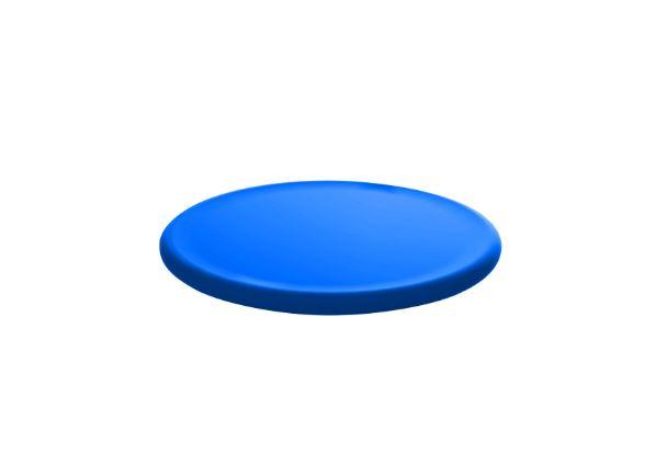 Educational Kore Kids Floor Wobbler Balance Disc for Classrooms Active Goods Canada - Blue