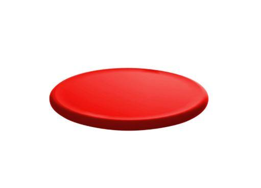 Educational Kore Kids Floor Wobbler Balance Disc for Classrooms Fitneff Canada - Red