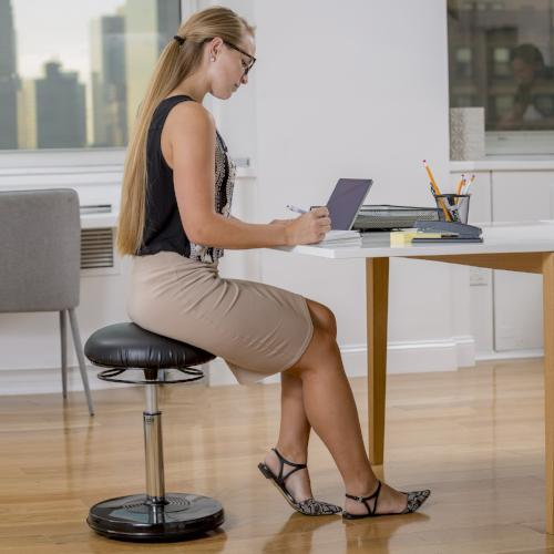 Kore Office Plus Standing Desk Active Chair Fitneff Canada
