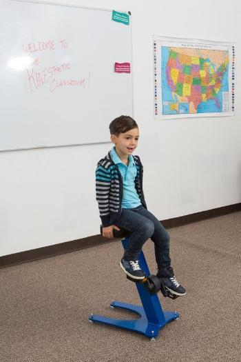 KidsFit Small Pedal Stool from Fitneff Canada - Active classroom