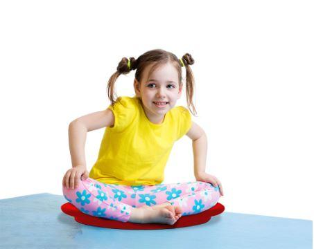 Educational Kore Kids Floor Wobbler Balance Disc for Classrooms Fitneff Canada