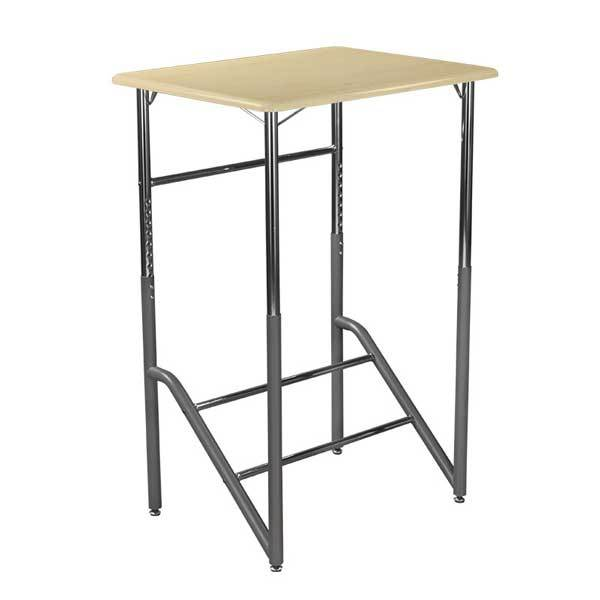 Stand2Learn Desk 5-12 VARIDESK Education Active Goods Canada
