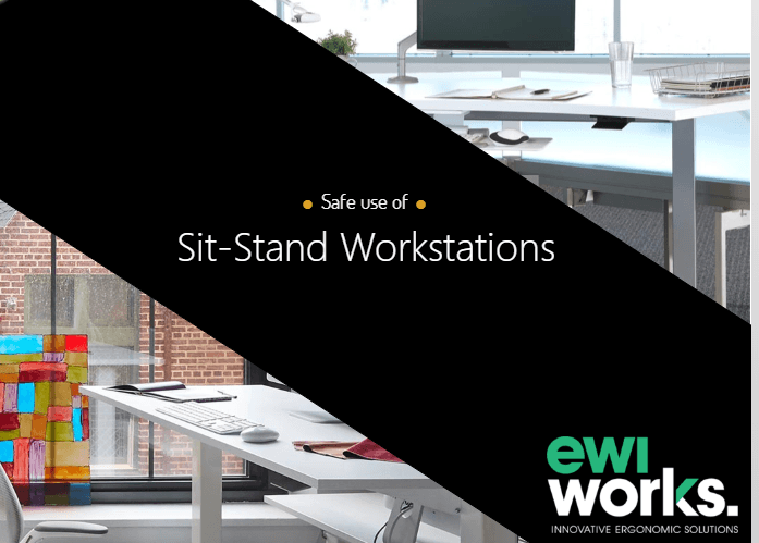 Canadian Online Safe Use of Sit-Stand Workstations Course