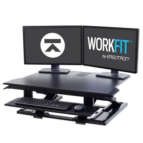 Ergotron WorkFit-TX Standing Desk Converter from Active Goods Canada