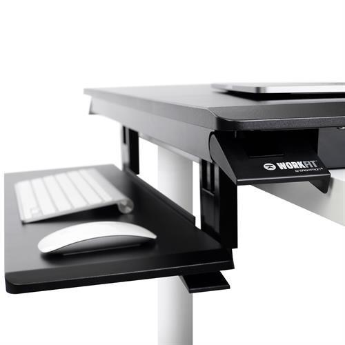 Sit-stand office desk converter Ergotron from Active Goods Canada