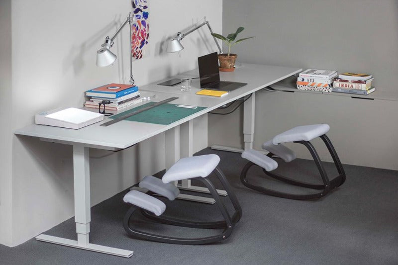 Varier Variable balans ergonomic Active sitting in shared office from Active Goods Canada