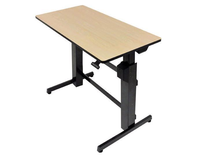 Ergotron Sit-Stand Desk WORKFIT-D SIT-STAND DESK -  from Active Goods Canada
