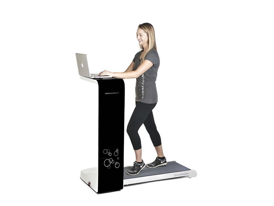 Bodycraft SpaceWalker Treadmill Black by  Active Goods Canada