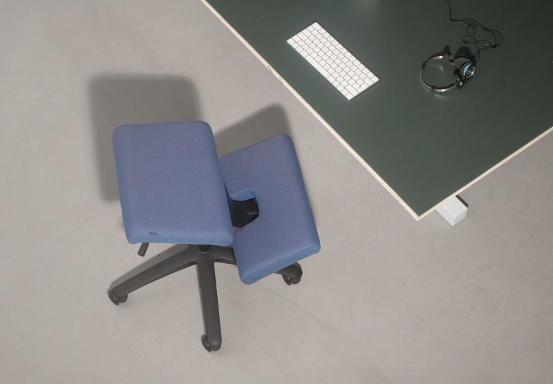 Varier Kneel Active Chair, Wing Balans by Fitneff Canada in active office