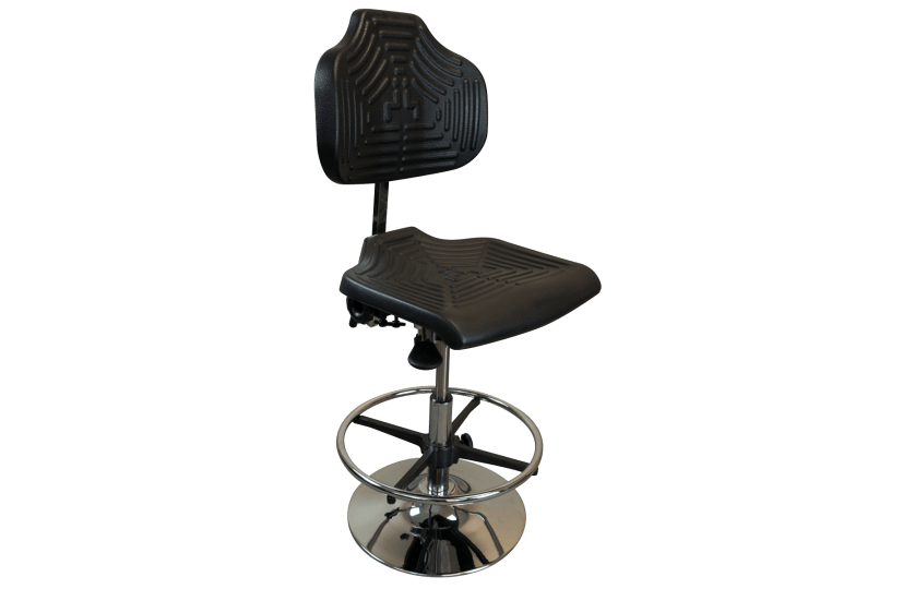 Tempo TreadTop Office Chair by iMovR Fitneff Canada - no armrests
